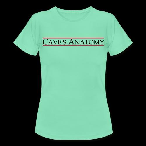 Maglietta da donna - cavers,gadget,gift,maglietta,regalo,speleo,speleologia