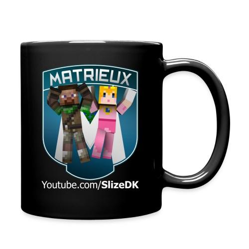 Bella & SlizeDK Matrieux krus - Ensfarvet krus