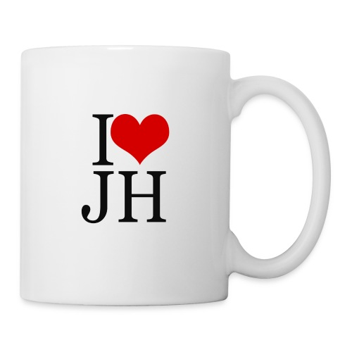 Mug I Love JH - Mug blanc