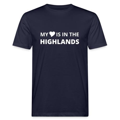 Männer Bio-T-Shirt Highlands - Männer Bio-T-Shirt