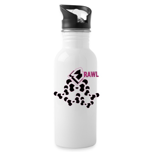 WOMANS PANDA LINE ALUMINIUM PINK PERFECT - Drinkfles