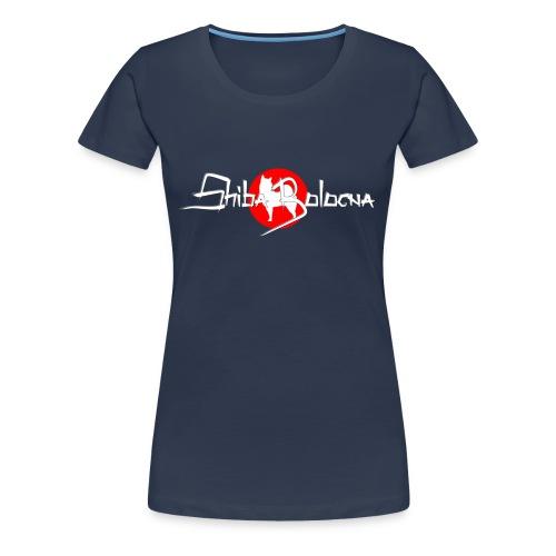 Maglietta donna solo fronte - Maglietta Premium da donna