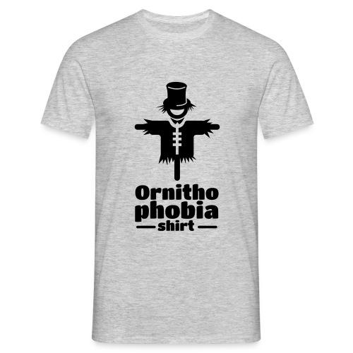 Ornithophobia-shirt - T-shirt Homme