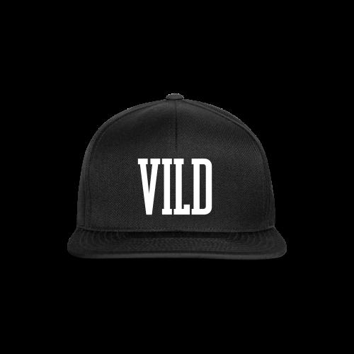 Vild Cap - Snapback Cap