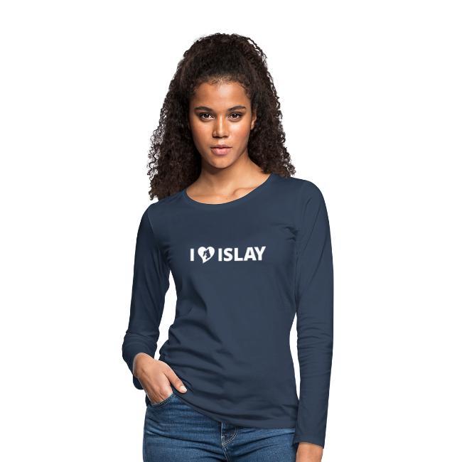 Frauen Premium Langarmshirt Islay