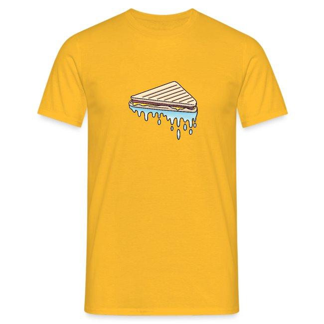 Natte Tosti mannen t-shirt
