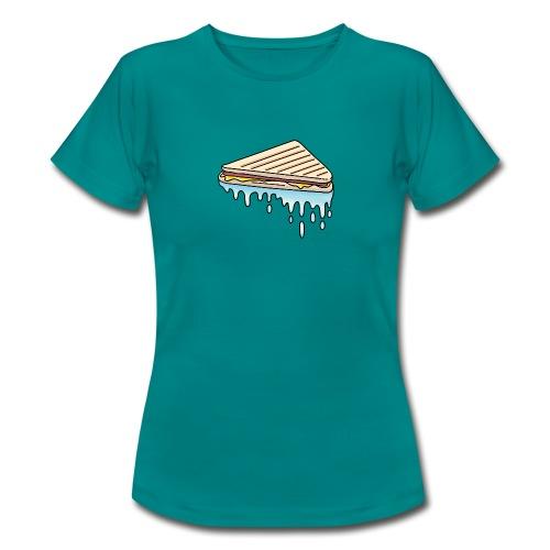 Natte Tosti vrouwen t-shirt - Vrouwen T-shirt