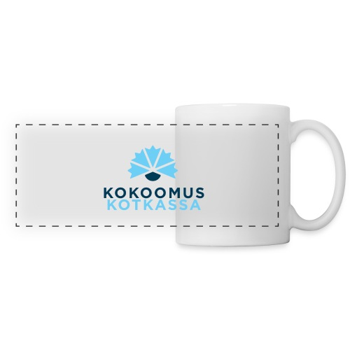 KokoomusKotkassa muki - Panoraamamuki