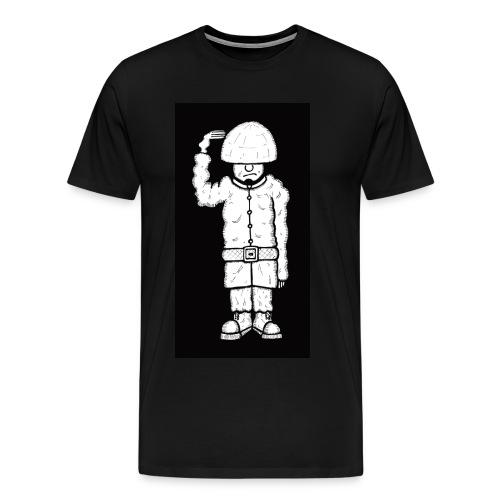 Soldier T-shirt - Men's Premium T-Shirt