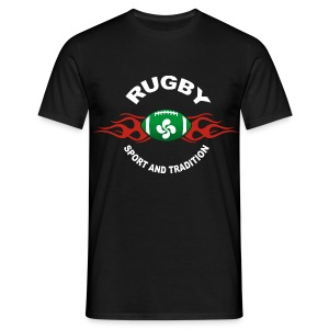 Basque Sport and Tradition - T-shirt Homme