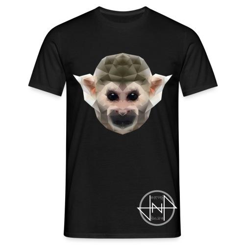 Totenkopfaffe - Männer T-Shirt