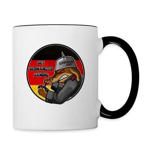 Schweinehund Army Cup - Contrasting Mug