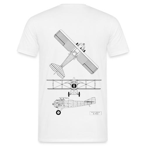 SPAD SVII Dessus - T-shirt Homme