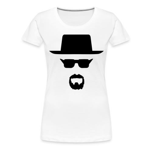 Walter Wite women - Camiseta premium mujer