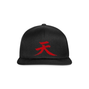 Akuma Kanji Heaven Cap - Snapback cap
