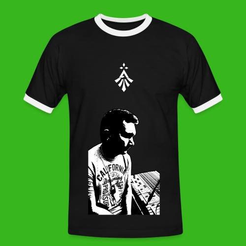 Abys Yohann Régie Son - T-shirt contrasté Homme