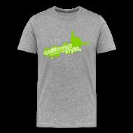 Magliette ~ Maglietta Premium da uomo ~ California style Maglietta Uomo