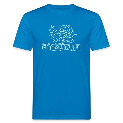 Männer Bio-T-Shirt Scotland Forever - Männer Bio-T-Shirt