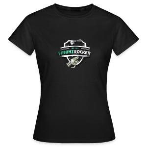 Finanzrocker-Special für die Frau - Frauen T-Shirt