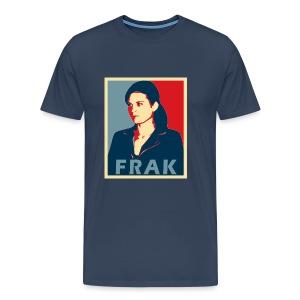 Frak Racetrack - Men's Premium T-Shirt