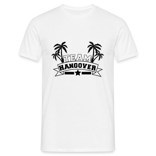Team-Hangover - Männer T-Shirt