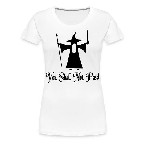 T-Shirt Fun Femme - T-shirt Premium Femme