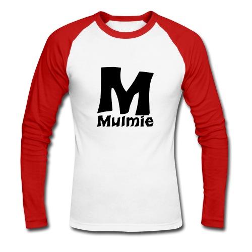 MANNEN MULMIE SHIRT ANDERE MOUWEN - Mannen baseballshirt lange mouw