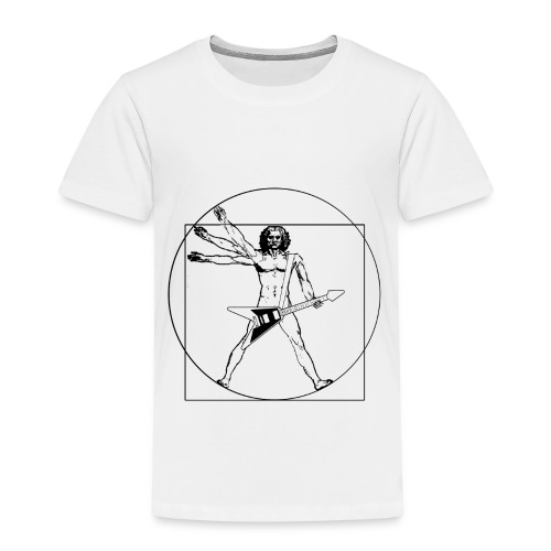 T-Shirt Homme De Vitruve RockStar - T-shirt Premium Enfant