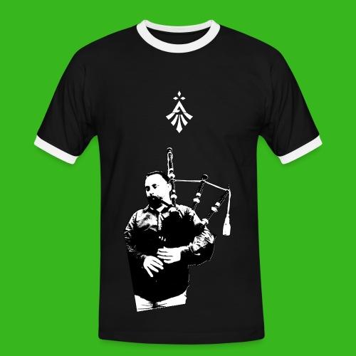 Abys Alexander Cornemuse - T-shirt contrasté Homme