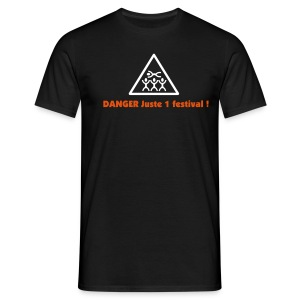 T-Shirt DANGER - T-shirt Homme