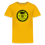 Shirts ~ Teenage Premium T-Shirt ~ SPACIAL agent