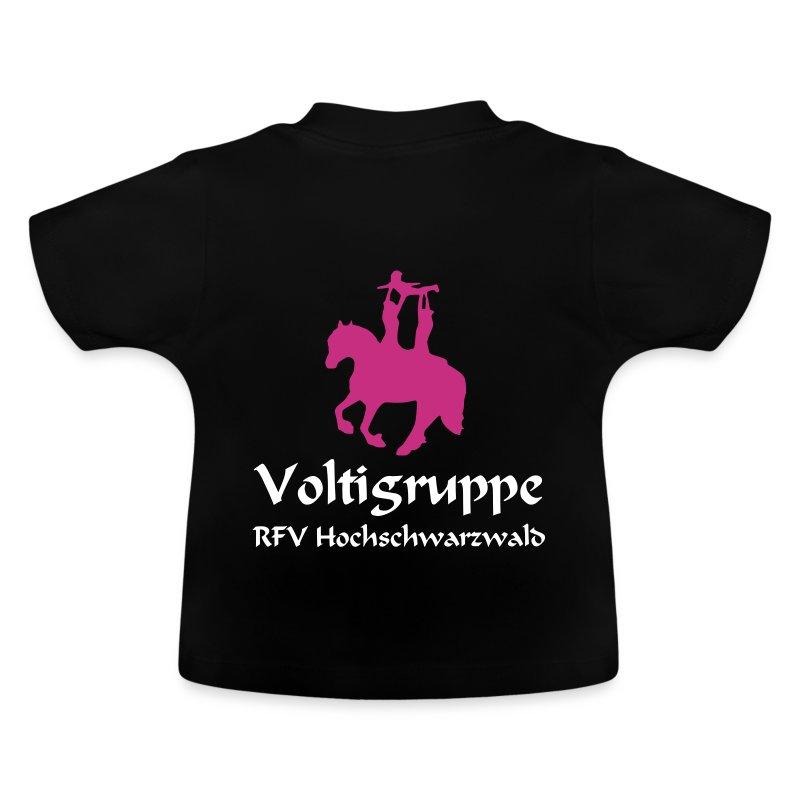 Volti Hochschwarzwald Baby T-Shirt *Samt* - Baby T-Shirt