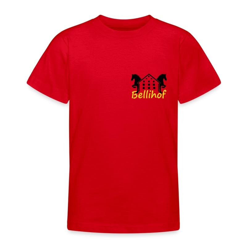 Bellihof Teenager T-Shirt - Teenager T-Shirt