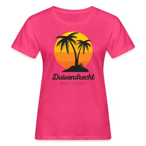 Duivendrecht vrouwen bio - Vrouwen Bio-T-shirt