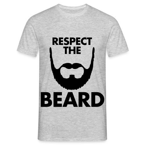 baard - Mannen T-shirt