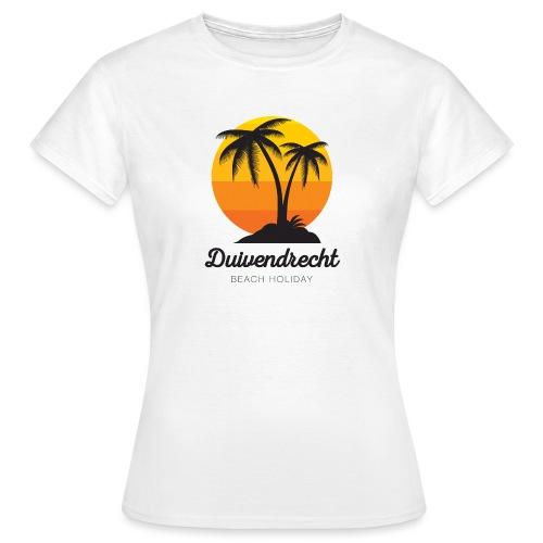 Duivendrecht vrouwen t-shirt - Vrouwen T-shirt