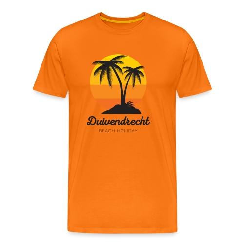 Duivendrecht mannen premium - Mannen Premium T-shirt