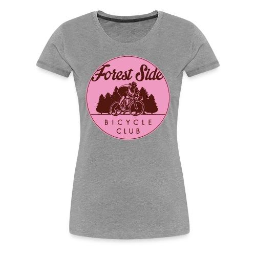 FSBC logo - womens - Women's Premium T-Shirt