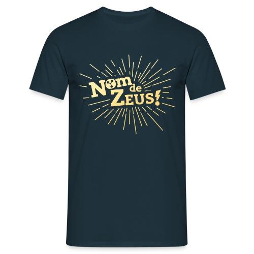 Nom de zeus black - T-shirt Homme
