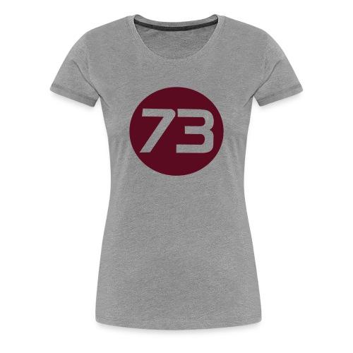 T-shirt Premium Femme - La réponse au sens de la vie - T-shirt Premium Femme