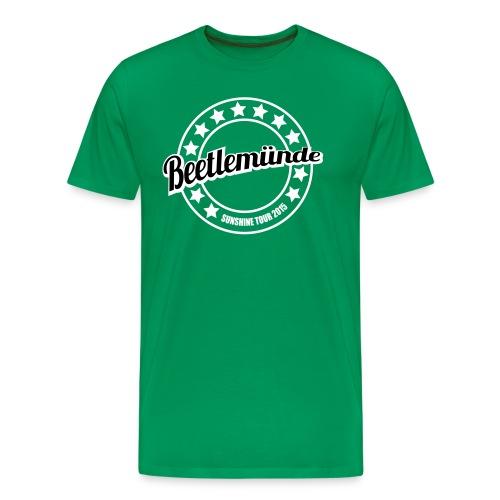 Beetlemunde - Mannen Premium T-shirt