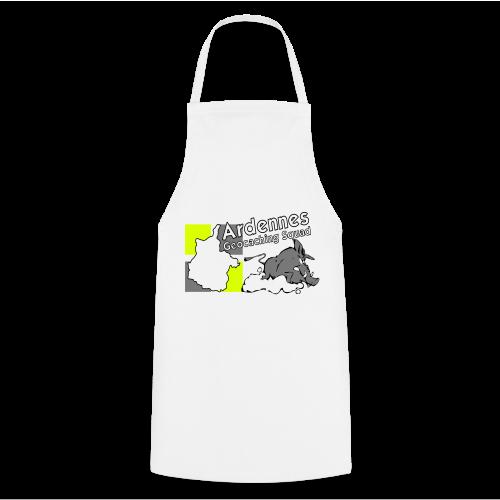 Tablier Ardennes Géocaching Squad - Tablier de cuisine