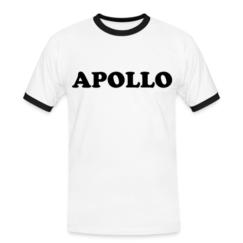 classic apollo t-shirt  - Men's Ringer Shirt