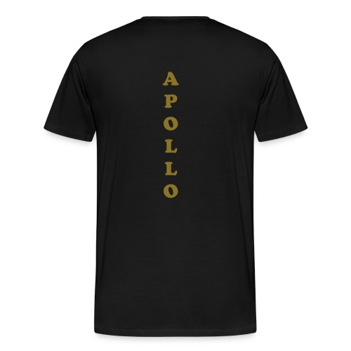 original apollo t-shirt  - Men's Premium T-Shirt