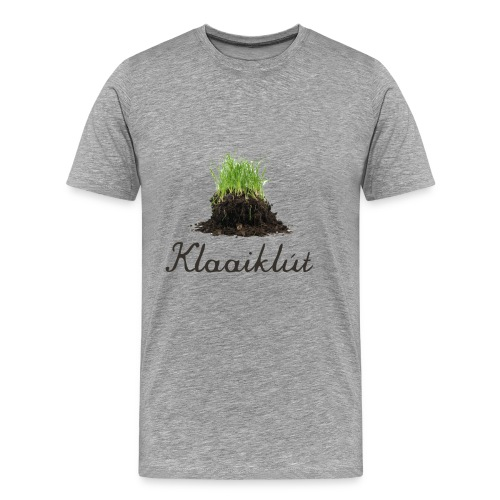 Klaaiklut - Mannen Premium T-shirt