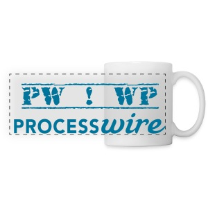 PW ! WP | Mono - Panoramic Mug