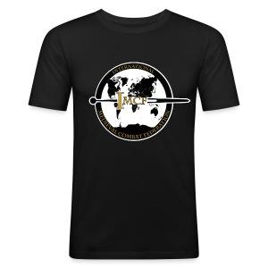 T-SHIRT IMCF FRANCE VERSO avec épée - Tee shirt près du corps Homme