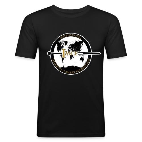 T-SHIRT IMCF FRANCE VERSO avec épée - T-shirt près du corps Homme