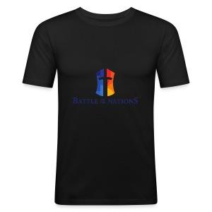 T-shirt Battle of the Nations - Tee shirt près du corps Homme