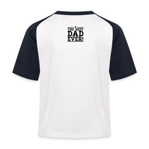 Kinderen baseball T-shirt